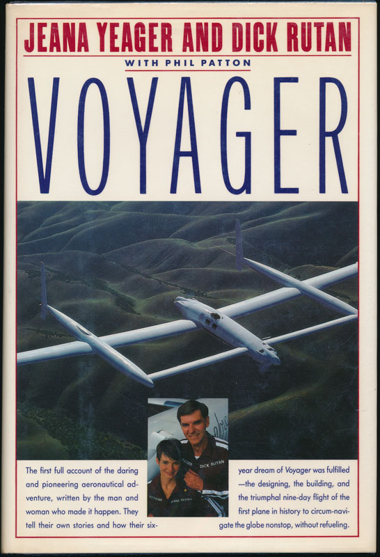 Voyager. Jeana YEAGER, Dick RUTAN.