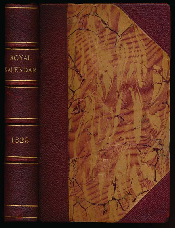 The Royal Kalendar: and Court and City Register, for England, Scotland, Ireland, and the Colonies, for the Year 1828.