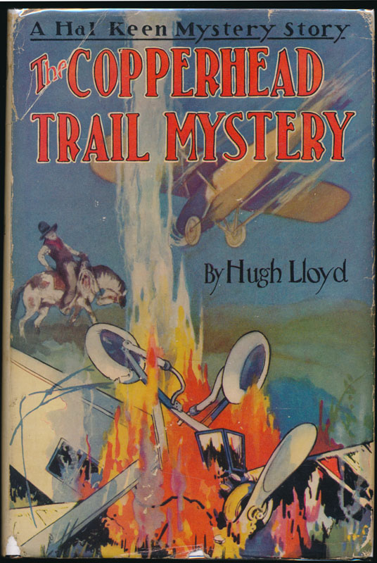 The Copperhead Trail Mystery. Hugh LLOYD.