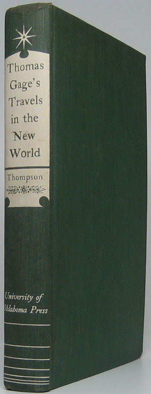 Thomas Gage's Travels in the New World. Thomas GAGE.