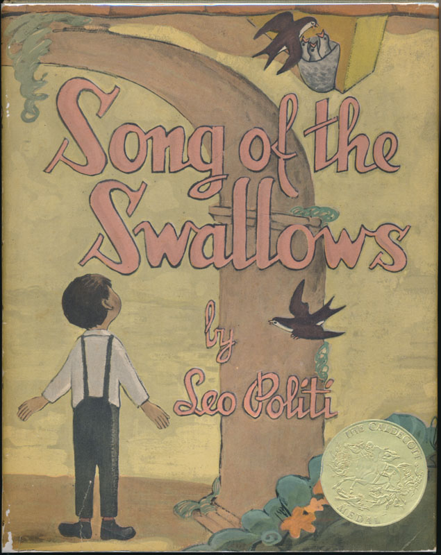 Song of the Swallows. Leo POLITI.