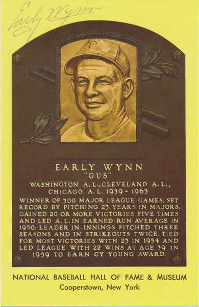 """Photograph Signed. Early """"Gus"""" WYNN."""