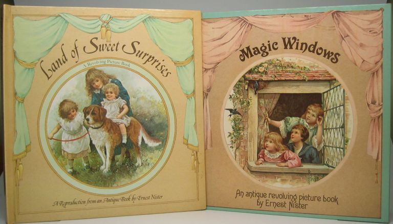 Magic Windows / Land of Sweet Surprises. Ernest NISTER.