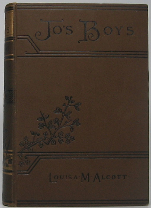 """Jo's Boys, and How They Turned Out -- A Sequel to """"Little Men."""" Louisa May ALCOTT."""