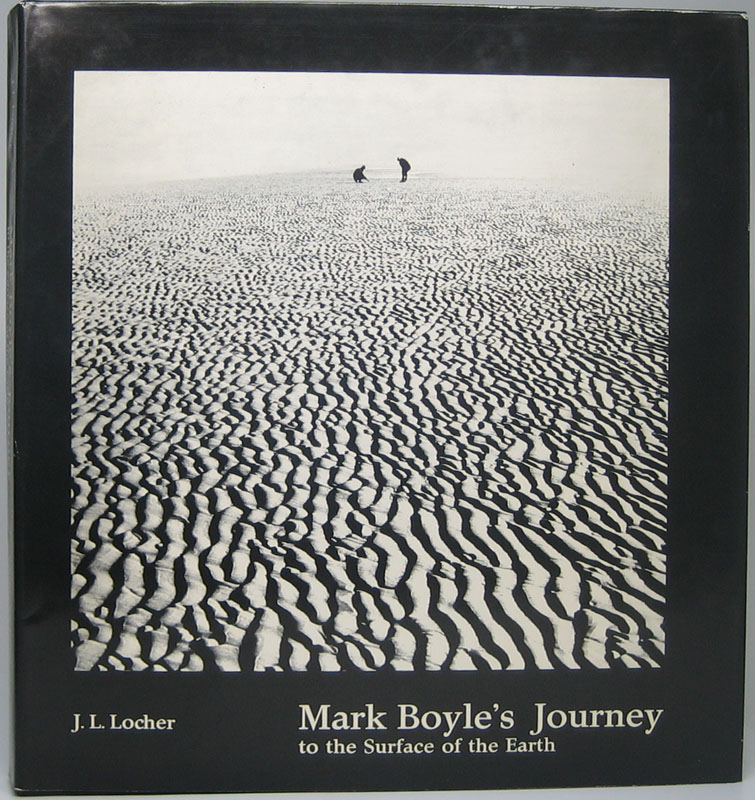 Mark Boyle's Journey to the Surface of the Earth. J. L. LOCHER.