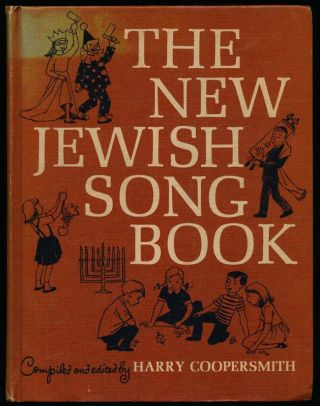 The New Jewish Song Book. Harry COOPERSMITH