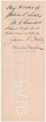 Document Signed. Ulysses S. GRANT, III