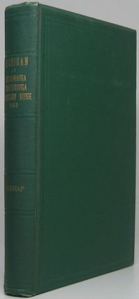History of the Michigan Organizations at Chickamauga, Chattanooga and Missionary Ridge, 1863