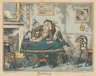 Jealousy. George CRUIKSHANK