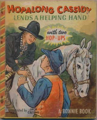Hopalong Cassidy Lends a Helping Hand