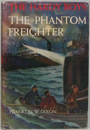 The Phantom Freighter. Franklin W. DIXON