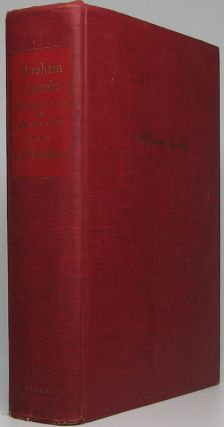 Abraham Lincoln: The Prairie Years and the War Years -- One-Volume Edition. Carl SANDBURG