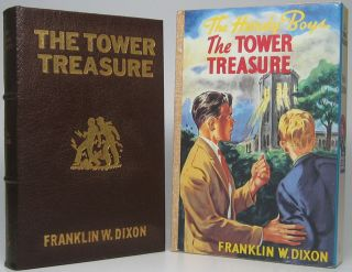 The Tower Treasure. Franklin W. DIXON