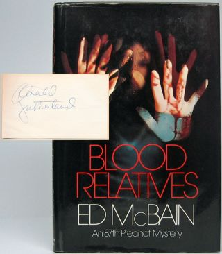 Blood Relatives: an 87th Precinct mystery. Ed McBAIN