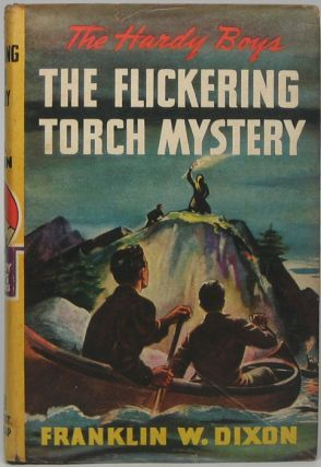 The Flickering Torch Mystery. Franklin W. DIXON