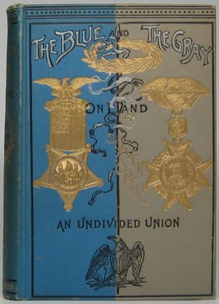 An Undivided Union. Oliver OPTIC, William T. Adams
