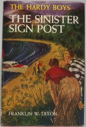 The Sinister Sign Post. Franklin W. DIXON