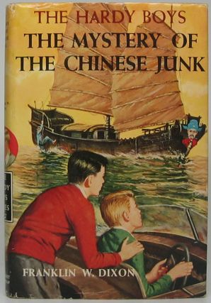 The Mystery of the Chinese Junk. Franklin W. DIXON