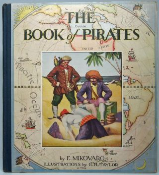The Book of Pirates. E. MIKOVARO