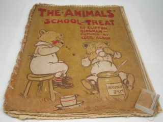 The Animals' School-Treat. Clifton BINGHAM
