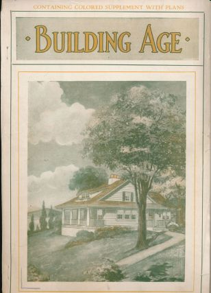 Building Age: September, 1916. Henry COLWELL