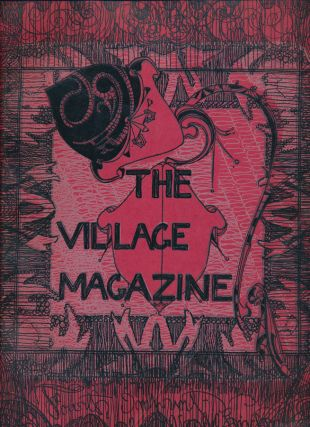 The Village Magazine. Vachel LINDSAY
