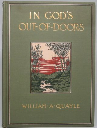 In God's Out-of-Doors.